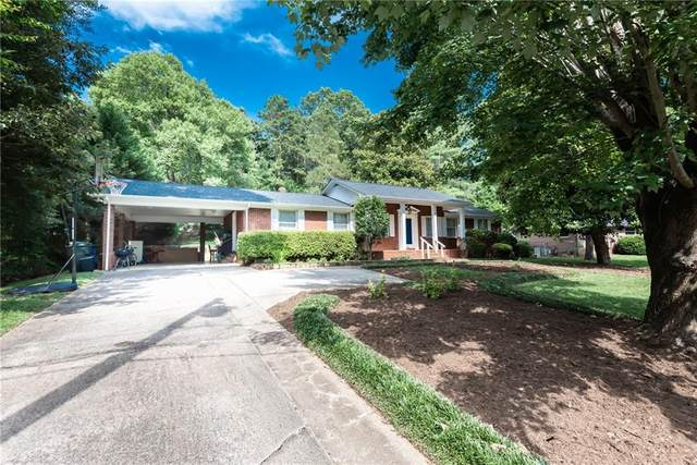 2058 13th Street NE B, Hickory, NC 28601 (#3637437) :: Stephen Cooley Real Estate Group