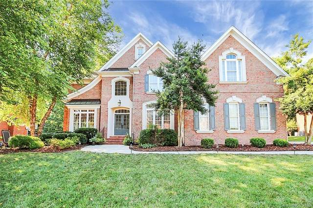 12916 Brickingham Lane, Huntersville, NC 28078 (#3637486) :: TeamHeidi®