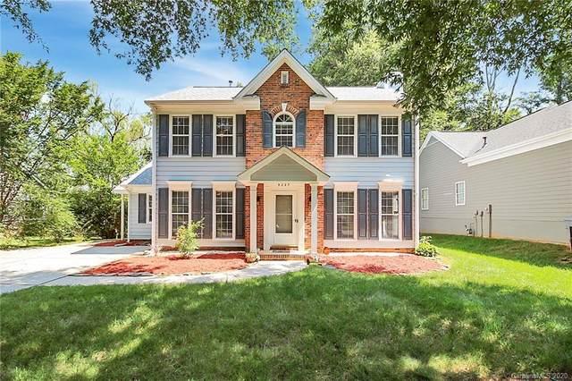 5227 Hedgecrest Place, Charlotte, NC 28269 (#3637487) :: Robert Greene Real Estate, Inc.