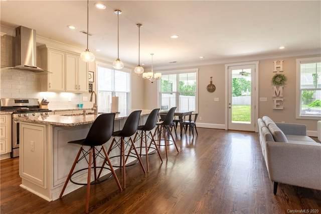1604 Matheson Avenue, Charlotte, NC 28205 (#3637490) :: BluAxis Realty