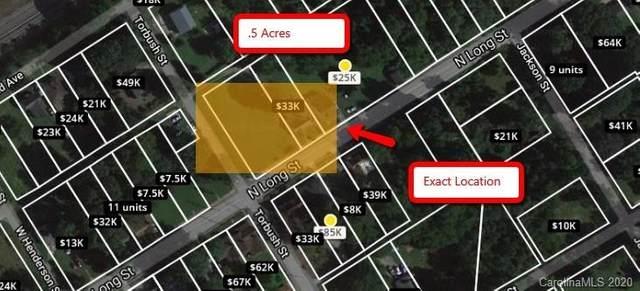 0 N Long Street, Salisbury, NC 28144 (#3637526) :: Carolina Real Estate Experts