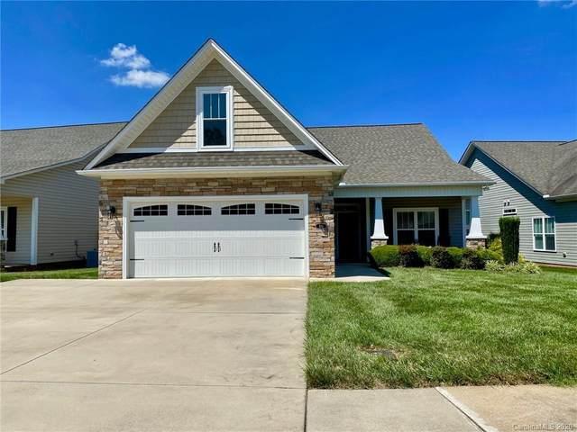 110 Garner Drive, Salisbury, NC 28146 (#3637531) :: Stephen Cooley Real Estate Group