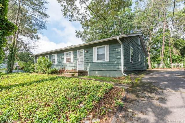 10 College Street, Weaverville, NC 28787 (#3637533) :: Keller Williams Professionals