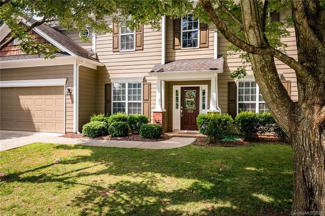 152 Trotter Ridge Drive, Mooresville, NC 28117 (#3637546) :: LePage Johnson Realty Group, LLC