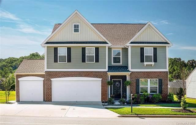 3337 Grandview Club Road, Pfafftown, NC 27040 (#3637556) :: Rinehart Realty