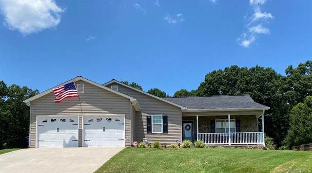 4623 Blair Drive, Lenoir, NC 28645 (#3637559) :: Besecker Homes Team