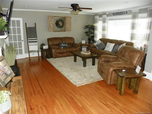 8805 Nc Hwy 49 Highway, Mount Pleasant, NC 28124 (#3637560) :: Cloninger Properties