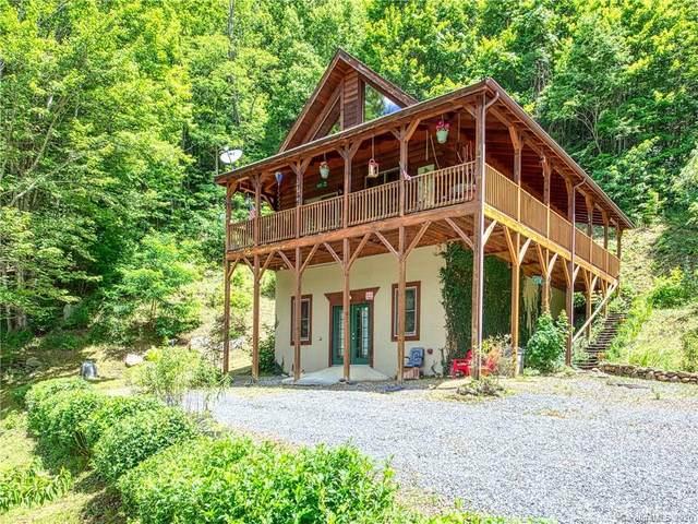 3726 Cove Creek Road, Waynesville, NC 28785 (#3637566) :: Puma & Associates Realty Inc.
