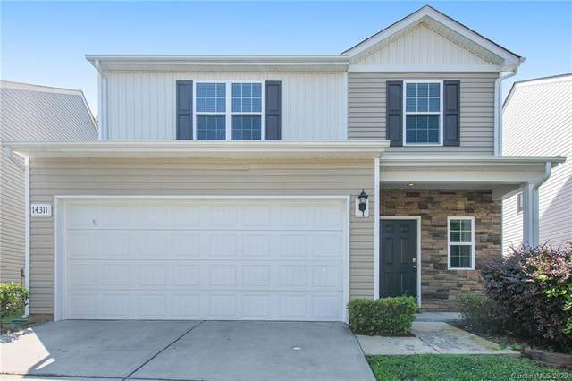 14311 Drake Watch Lane, Charlotte, NC 28262 (#3637569) :: MartinGroup Properties