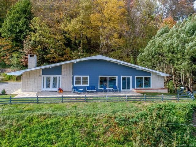 28 Links Lane, Waynesville, NC 28786 (#3637590) :: BluAxis Realty