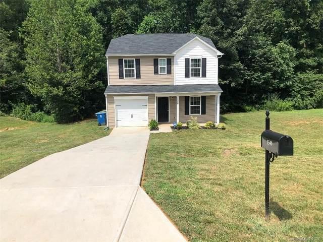 1346 Keystone Drive, Salisbury, NC 28147 (#3637595) :: Odell Realty