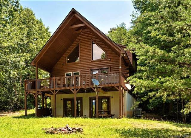 664 Sweetbriar Road, Lake Lure, NC 28746 (#3637638) :: LePage Johnson Realty Group, LLC