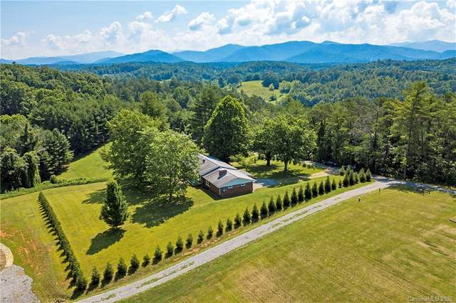 89 Mccurry Road, Weaverville, NC 28787 (#3637646) :: Zanthia Hastings Team