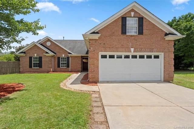 8431 Quail Hollow Drive, Harrisburg, NC 28075 (#3637693) :: LePage Johnson Realty Group, LLC
