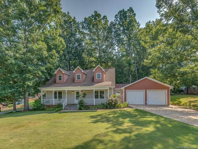 497 Pleasant Street, Spindale, NC 28160 (#3637709) :: Carolina Real Estate Experts