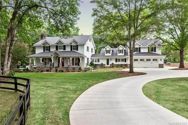 9701 Saddle Avenue, Waxhaw, NC 28173 (#3637723) :: MOVE Asheville Realty