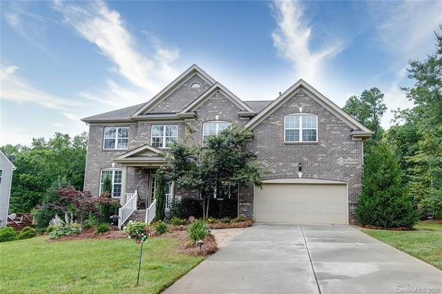 401 Cove Creek Loop, Mooresville, NC 28117 (#3637754) :: MartinGroup Properties