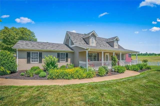 242 Gunns Road, Ellenboro, NC 28040 (#3637778) :: Carolina Real Estate Experts