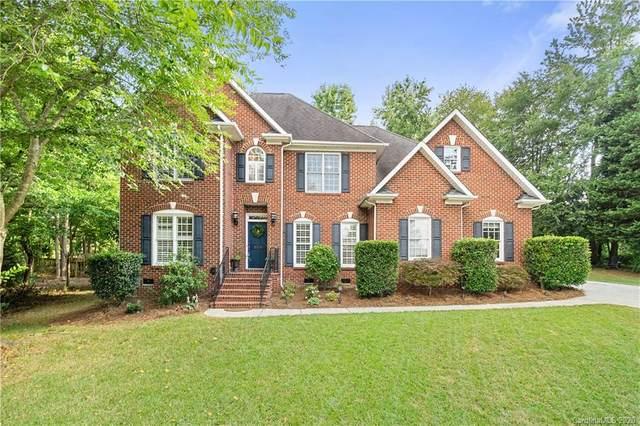 2510 Brecon Court, Matthews, NC 28104 (#3637794) :: Robert Greene Real Estate, Inc.