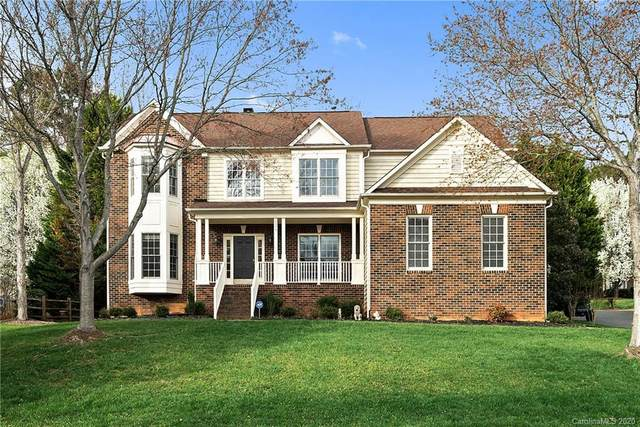 3806 Providence Plantation Lane, Charlotte, NC 28270 (#3637807) :: Stephen Cooley Real Estate Group