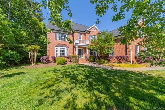 505 Hidden Manor Drive, Matthews, NC 28104 (#3637853) :: The Downey Properties Team at NextHome Paramount