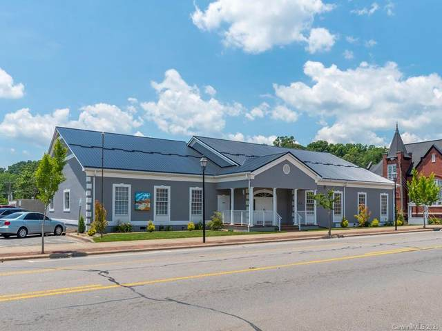25 W Fort Street, Marion, NC 28752 (#3637888) :: Odell Realty