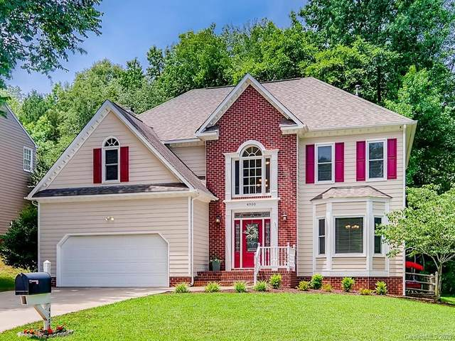 4900 Chestnut Knoll Lane, Charlotte, NC 28269 (#3637912) :: Rowena Patton's All-Star Powerhouse