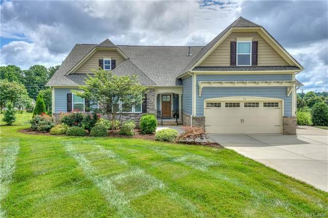 152 Farm Knoll Way, Mooresville, NC 28117 (#3637930) :: MartinGroup Properties