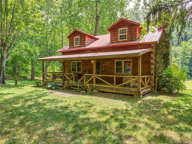 73 Sharp Mountain Road, Canton, NC 28716 (#3637937) :: Stephen Cooley Real Estate Group