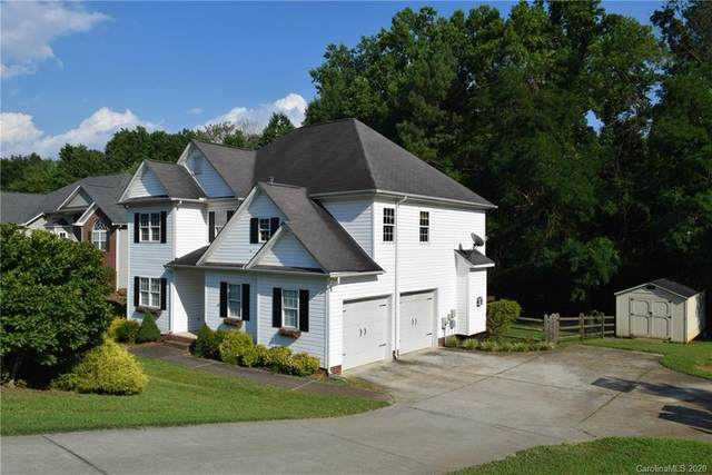 113 Deerfield Drive, Mount Holly, NC 28120 (#3637954) :: Odell Realty