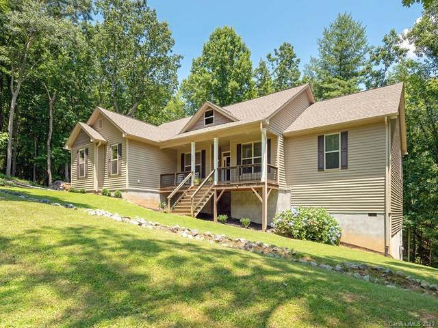 568 George Chastain Road, Mills River, NC 28759 (MLS #3637966) :: RE/MAX Journey