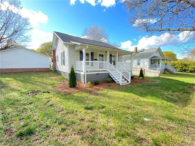 1007 N Cannon Boulevard, Kannapolis, NC 28083 (#3637996) :: Stephen Cooley Real Estate Group
