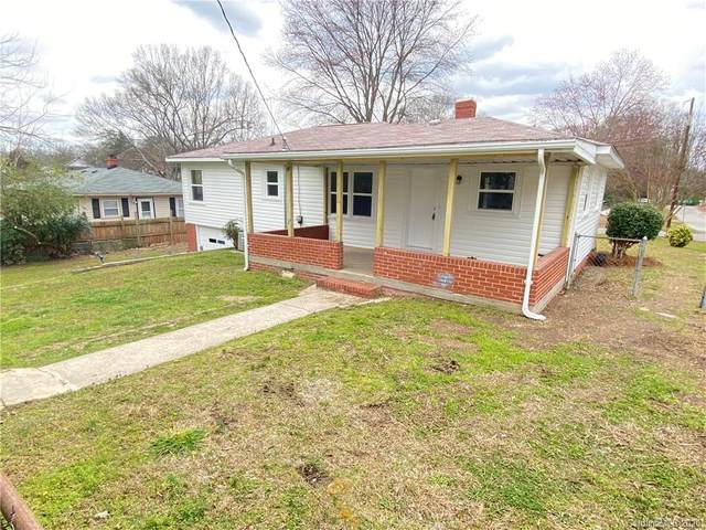 406 Ford Street, Kannapolis, NC 28083 (#3638010) :: Odell Realty