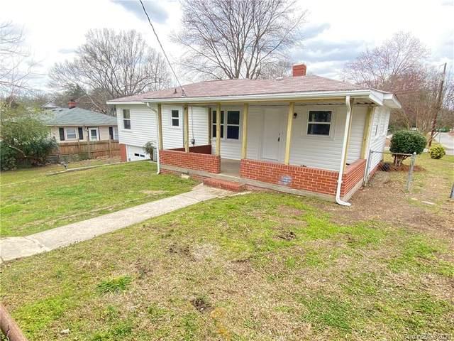 406 Ford Street, Kannapolis, NC 28083 (#3638010) :: Cloninger Properties