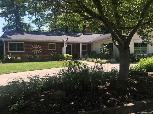 104 Woodbine Terrace, Morganton, NC 28655 (#3638083) :: Ann Rudd Group