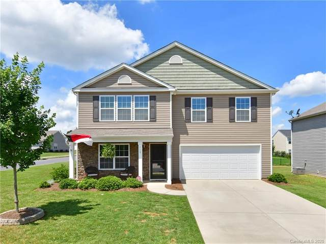 115 Harvest Pointe Drive, Statesville, NC 28677 (#3638106) :: LePage Johnson Realty Group, LLC