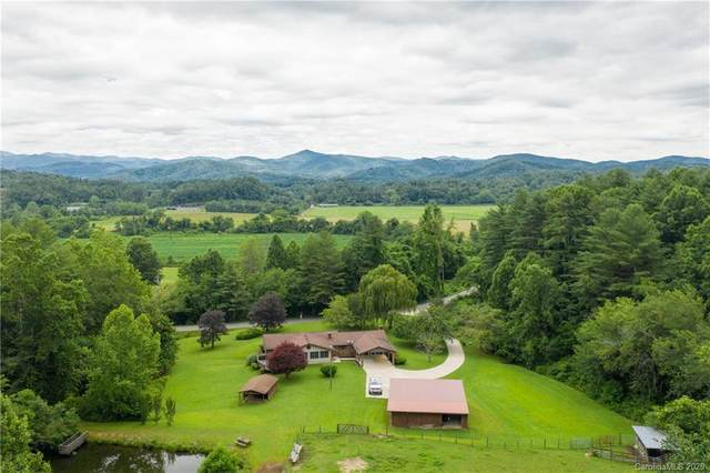 986 Everett Road, Pisgah Forest, NC 28768 (#3638109) :: LePage Johnson Realty Group, LLC