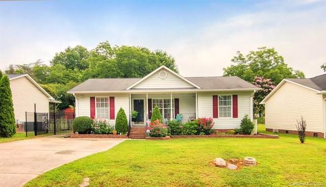 1102 Grace Avenue, Kannapolis, NC 28083 (#3638129) :: Scarlett Property Group
