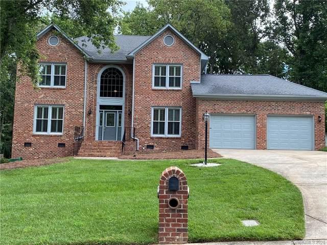 114 Umi Court, Matthews, NC 28105 (#3638150) :: Stephen Cooley Real Estate Group