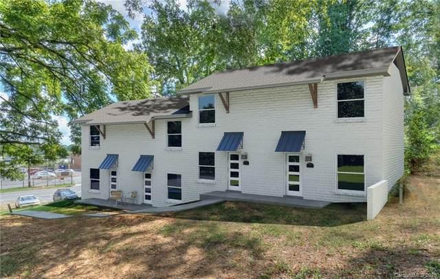 921 Ambassador Street #2, Charlotte, NC 28208 (#3638158) :: Carlyle Properties