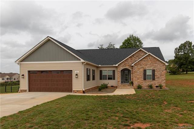 166 Staffordshire Drive, Statesville, NC 28625 (#3638191) :: Stephen Cooley Real Estate Group