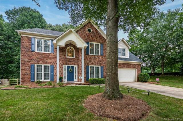 16914 Cambridge Grove Drive, Huntersville, NC 28078 (#3638211) :: Odell Realty