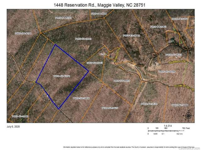 1448 Reservation Road #12, Maggie Valley, NC 28751 (#3638214) :: Stephen Cooley Real Estate Group