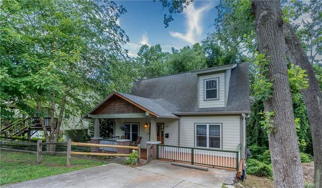 135 Courtland Avenue, Asheville, NC 28801 (#3638225) :: Keller Williams South Park