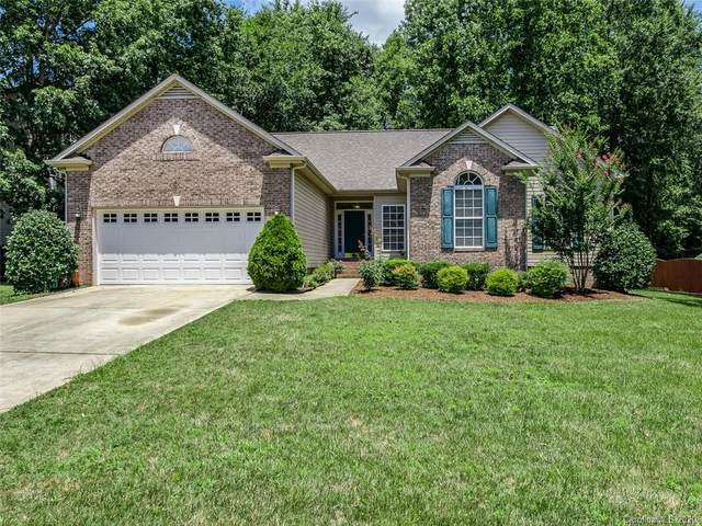 2536 Ashby Woods Drive, Matthews, NC 28105 (#3638226) :: MOVE Asheville Realty