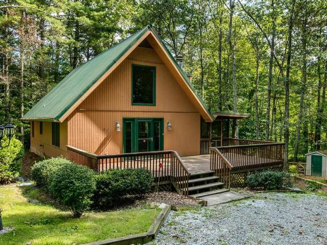 41 Sunkist Road, Brevard, NC 28712 (#3638271) :: LePage Johnson Realty Group, LLC
