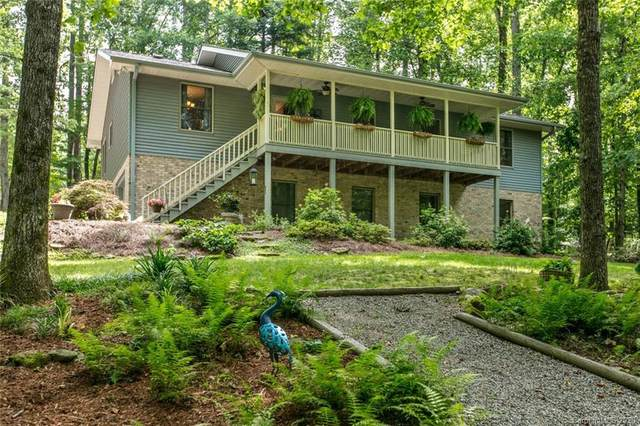 101 Meadowcrest Drive, Flat Rock, NC 28731 (#3638273) :: Stephen Cooley Real Estate Group