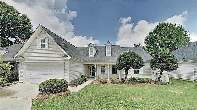 5926 Hoover Street, Indian Trail, NC 28079 (#3638292) :: www.debrasellscarolinas.com