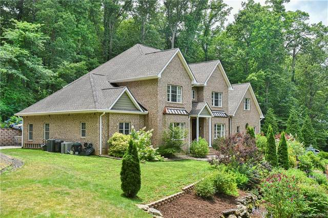1 Angler Trail, Asheville, NC 28803 (#3638335) :: Robert Greene Real Estate, Inc.
