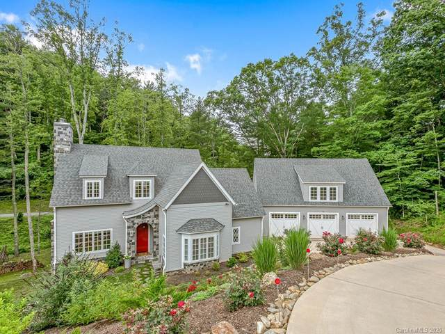 18 Twinflower Trail, Asheville, NC 28804 (#3638342) :: Caulder Realty and Land Co.